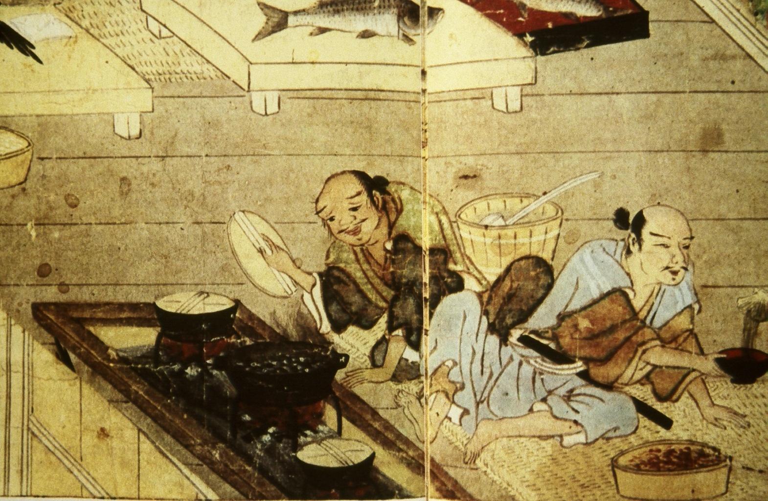 Otoshi-buta Dropped Lids